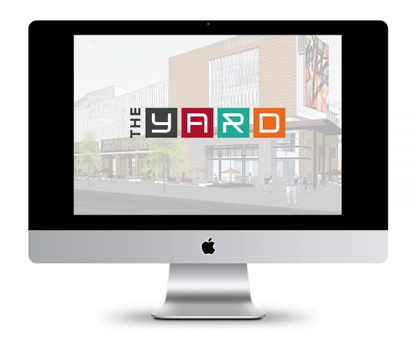 The Yard at Bourbon Square Website